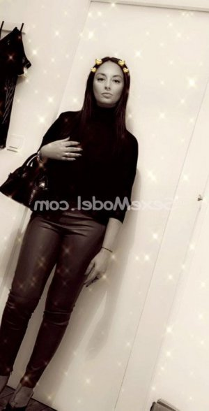 Colomba lovesita escort girl