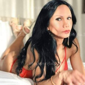 Elvyre escorte trans massage érotique